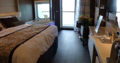 Spa suite op Norwegian Breakaway