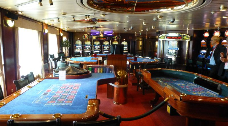 MS Prinsendam - casino