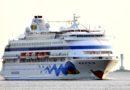 Cruiseseizoen Cruiseport Rotterdam geopend met AIDA-schepen