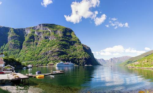 Flam fjord