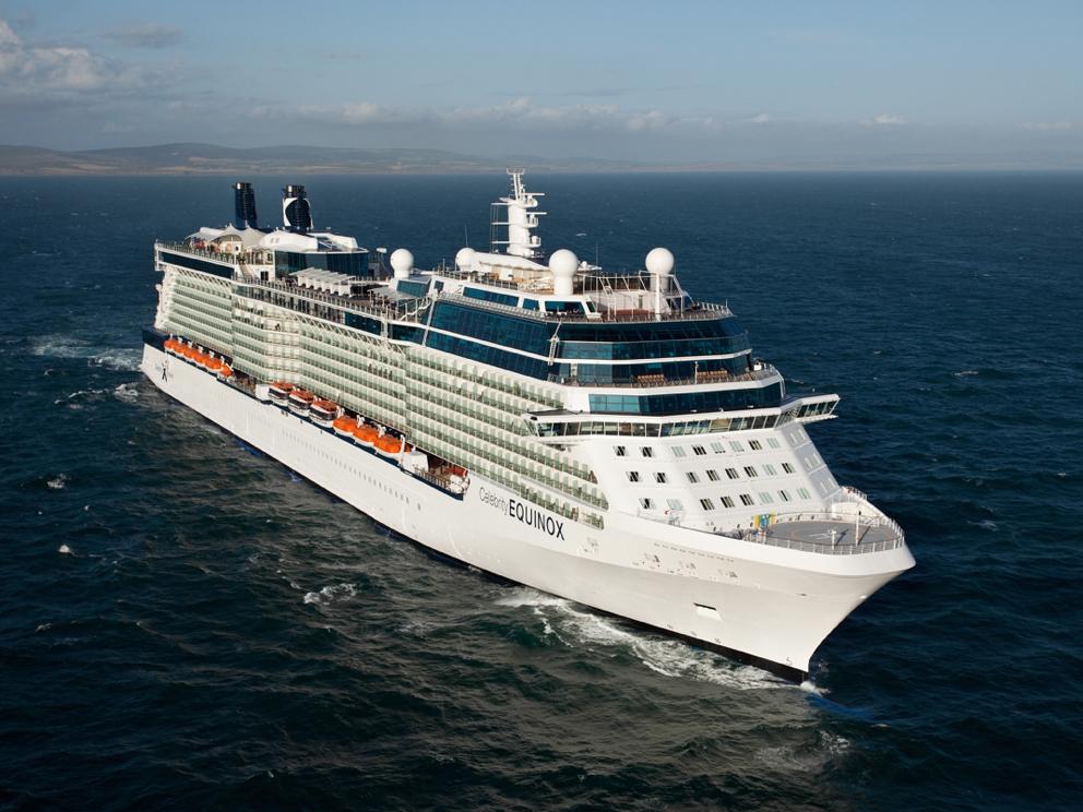 Celebrity Equinox 171 Cruisereiziger