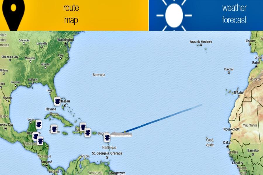 Costa Deliziosa 171 Cruisereiziger