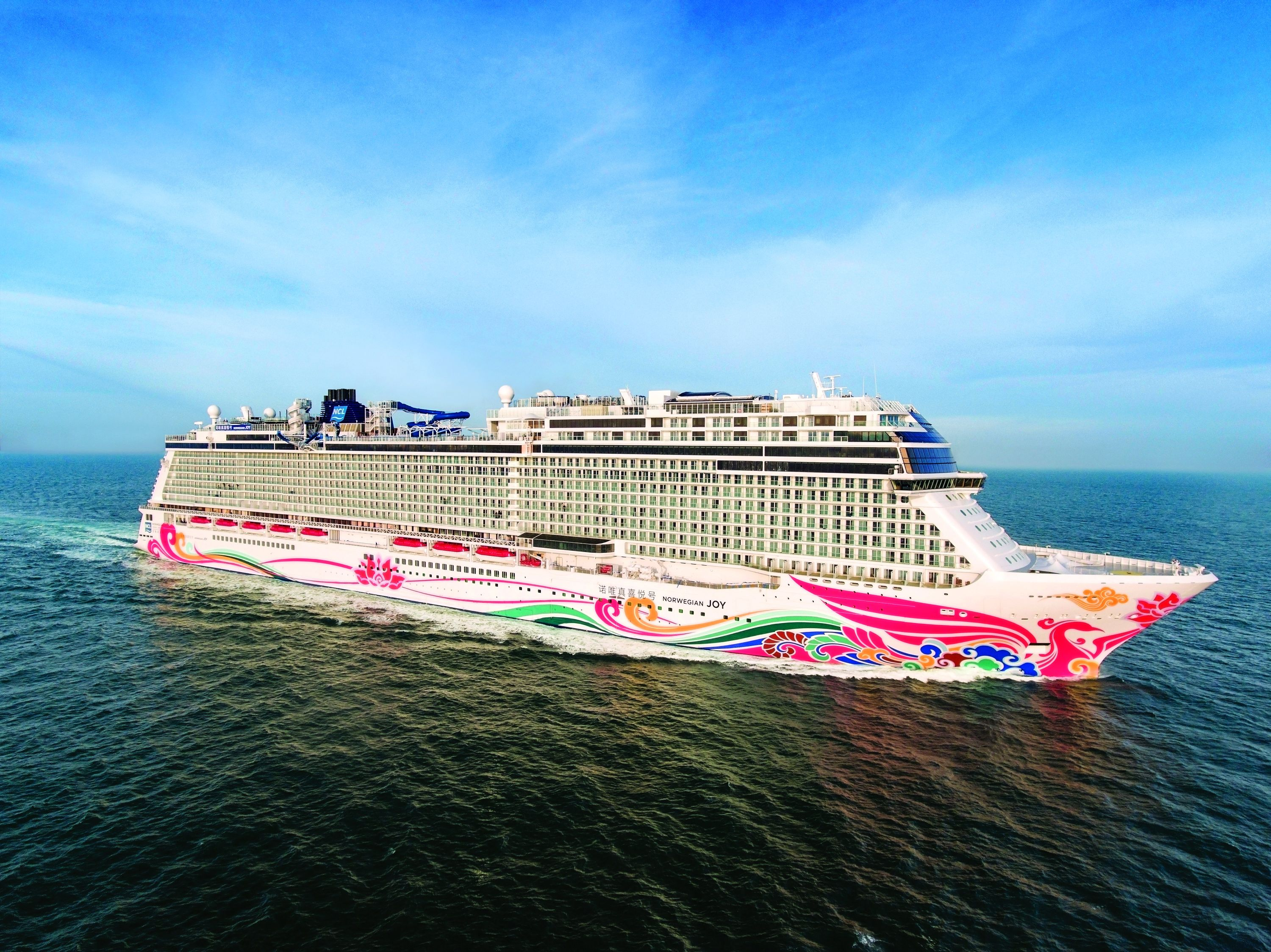 Norwegian Joy 171 Cruisereiziger