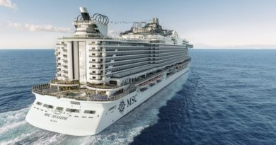 De 8 grootste nieuwe cruiseschepen van 2018