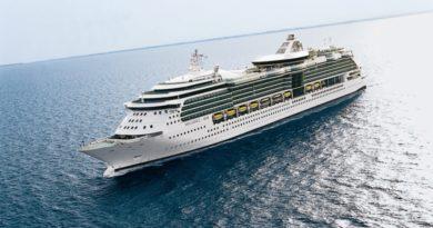 Brilliance of the Seas vaart ook in 2020 vanuit Amsterdam