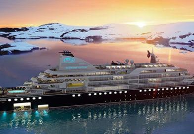 Derde schip voor SeaDream op komst: Seadream Innovation