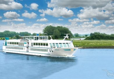 Aangepast riviercruiseschip MS Viola in mei gereed voor eerste cruises
