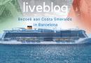LIVEBLOG: Costa Smeralda in Barcelona