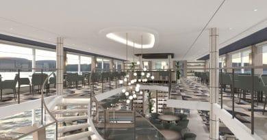VIVA Cruises brengt in juni 2021 haar allereerste nieuwbouwschip VIVA One in de vaart